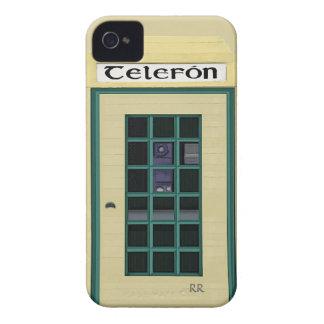 Irish Public Telephone Box iPhone 4/4S Case v2