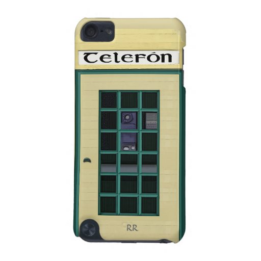 Irish Public Telephone Box iPod Touch 5G iPod Touch (5th Generation) Covers