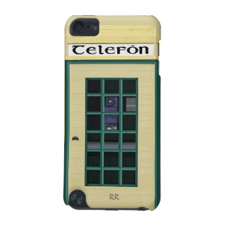 Irish Public Telephone Box iPod Touch 5G iPod Touch (5th Generation) Cover