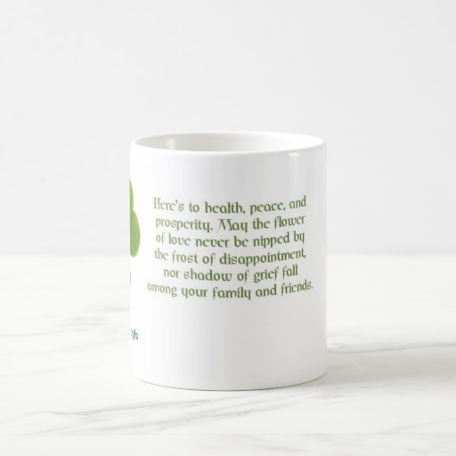 Irish quote 03 mug
