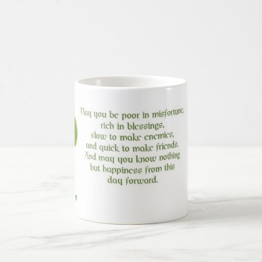 Irish quote 04 mug