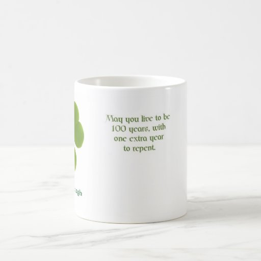 Irish quote 06 mug