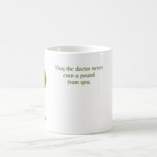 Irish quote 08 mug