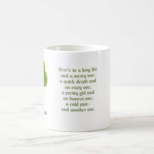 Irish quote 12 mug