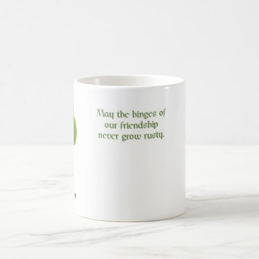 Irish quote 17 mug