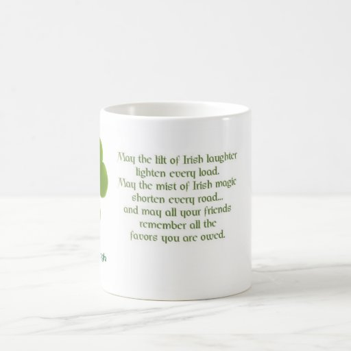 Irish quote 18 mug