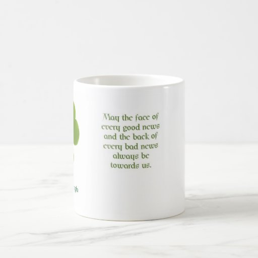 Irish quote 24 mug