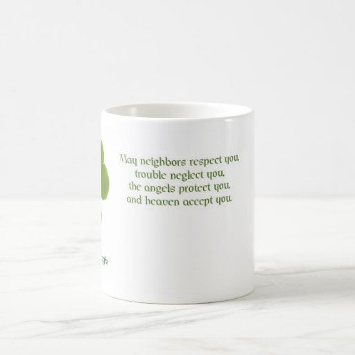 Irish quote 25 mug