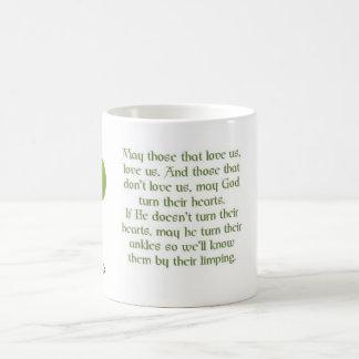 Irish quote 28 mug