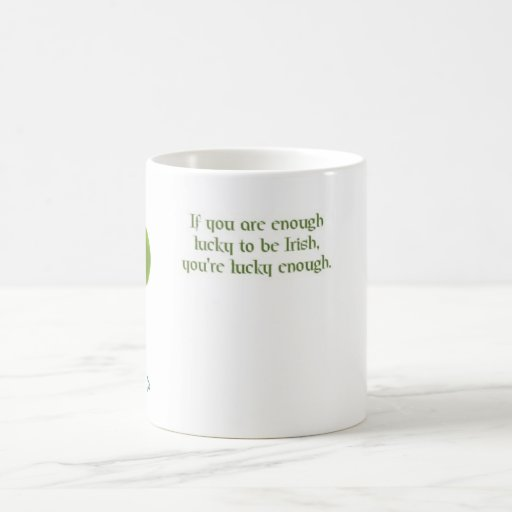 Irish quote 33 mug