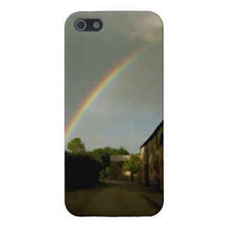 Irish Rainbow iPhone 5 Case