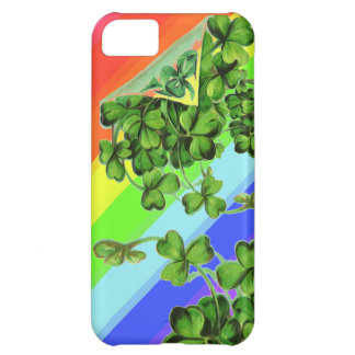 Irish Rainbow iPhone Case