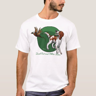 Irish Red and White Setter T-Shirt