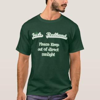 Irish Redhead T-Shirt