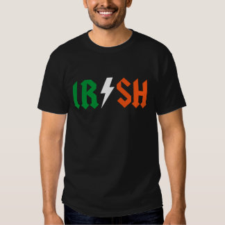 IRISH Rockin' Style Tee Shirt