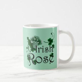 Irish Rose St Patricks Mug