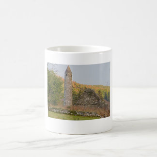 Irish Round Towers over 1,000 years old Coffee Mug