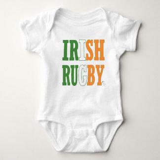 Irish Rugby (jbrugby) Baby Bodysuit