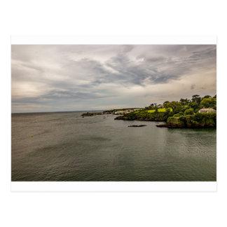 """Irish seascape"" postcards"