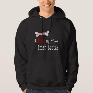 Irish Setter Gifts Hoodie