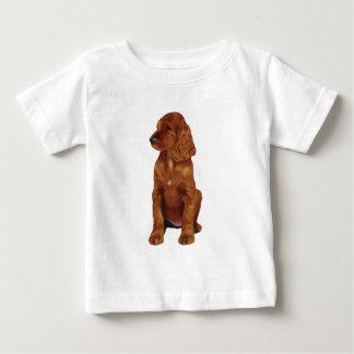 Irish Setter Puppy Baby T-Shirt