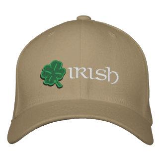 Irish Shamrock Hat Embroidered Hats