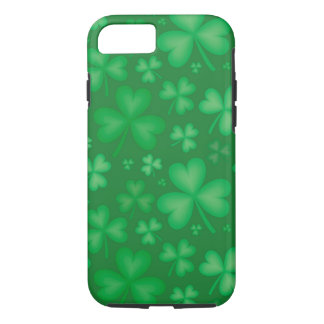 Irish Shamrock iPhone 7 (Tough) Cover