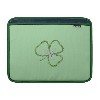 Irish Shamrock Knot Sleeve For MacBook Air