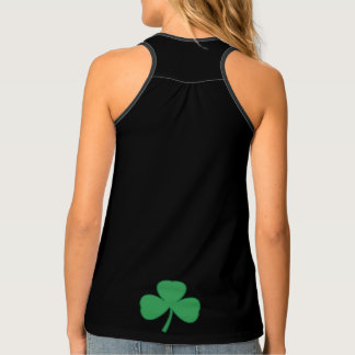 Irish Shamrock St. Patrick's Day Party Women's Top