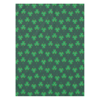Irish Shamrock Tablecloth