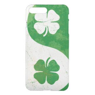 Irish Shamrock Yin Yang Design iPhone 7 Plus Case