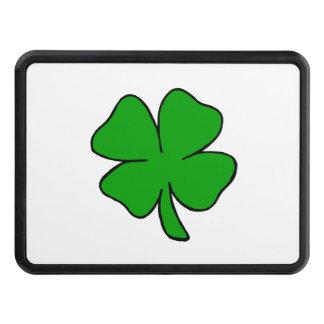 Irish Shamrocks Hitch Covers
