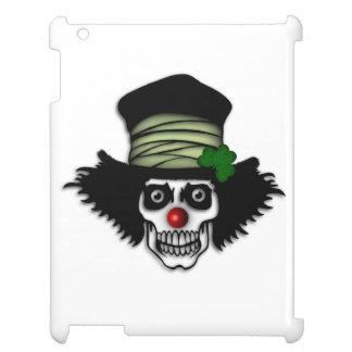 Irish Skeleton Clown Case For The iPad 2 3 4