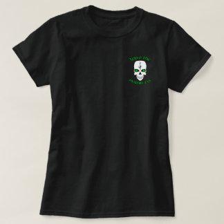 Irish Skull Top O The Mornin To Ya
