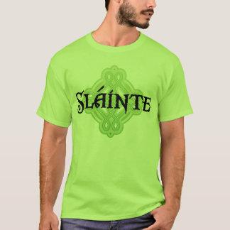 Irish Slainte shirt