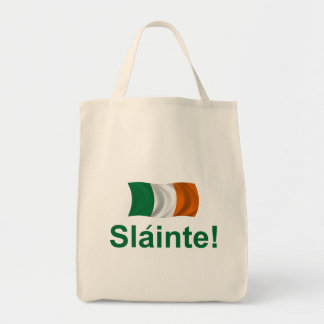 Irish Slainte! Tote Bag