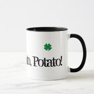 """""""Irish Slander"""" Mug"""