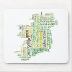 Irish Slang Mpa Mouse Pad