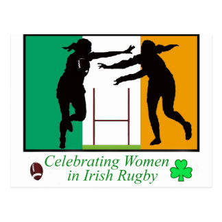 Irish Sport Images for postcard