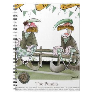 irish sports pundits notebook