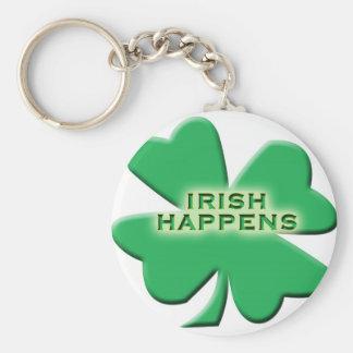 Irish St. Patricks Keychain