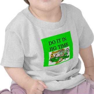 irish st patrick'sday joke tshirt