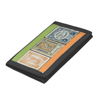 Irish Stamp Wallet