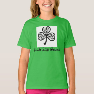 Irish Step Dancer t-shirt - youth M