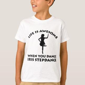 irish stepdance dance T-Shirt