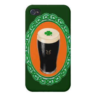 Irish Stout Cover For iPhone 4
