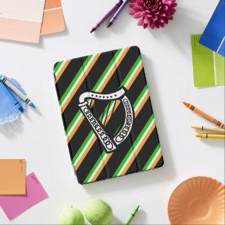 Irish stripes flag iPad air cover