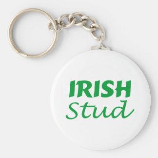 Irish Stud Keychain