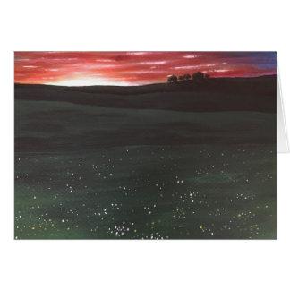 Irish Sunrise - Greetings Cards