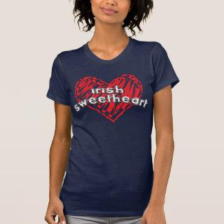 Irish sweetheart t-shirts